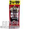 Jackpot Cigarillos Sweet foilpack
