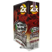 Blunt Wrap Double Platinum Chocolate