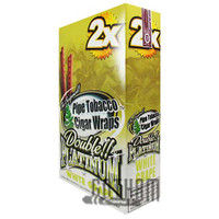 Blunt Wrap Double Platinum White Grape