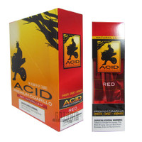 acid cigarillos red