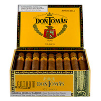 Don Tomas Clasico Rothschild Box