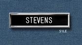 """Reeves Nametag 51LE 11/16 x 2-13/16"""""""