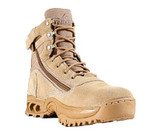 "Desert Storm 3003Z 7"" Quarterboot w/Zipper"