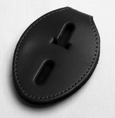 UNIVERSAL Badge Clip - Oval Shape