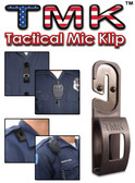 Tactical Mic Keeper TMK Hidden Mic Clip