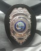 DK612-291 Custom Cut Badge Clip