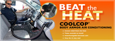 Universal Fit COOL COP Body Armor Air Conditioning