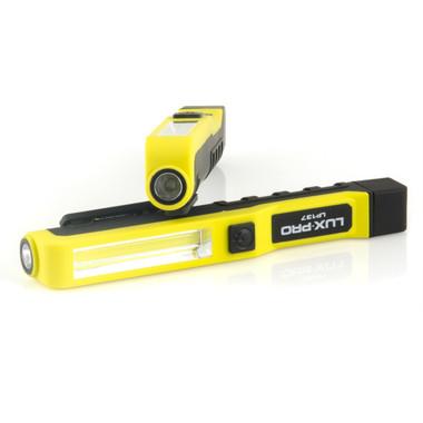 LP137 LuxPro Broadbeam LED Pocket Light