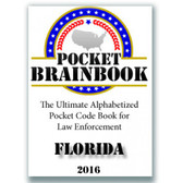 Pocket Brainbook of Florida Statutes 2016 Edition