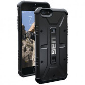 Urban Armor Gear cases are available in Black, White, Clear, Orange, Blue, and Pink - Click photo to view more colors!