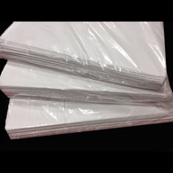 15'' x 20'' White Economy Value Tissue