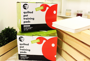 Quilted Pet Training Pads