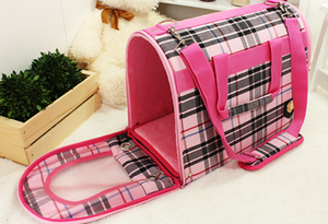 Junior Checker Carrier Lovely Pink