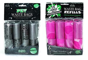 Designer Waste Bag