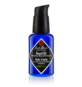 Jack Black Beard Oil with Kalahari Melon Oil & Vitamin E 1 oz