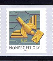 Scott # 4495 Plate # P2222 (.05) Bird