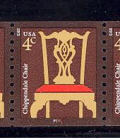 Scott # 3761A Plate # P1111 .04 Chair