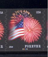 Scott # 4853 Plate # C11111 Star-Spangled Banner forever - VP/PV