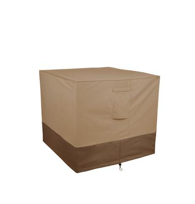 Air Conditioner Unit, Square Cover