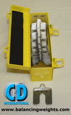 Complete Kit Size A Stainless Steel Alignment Shims