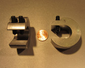 6.0 ounce steel balancing C-clamp