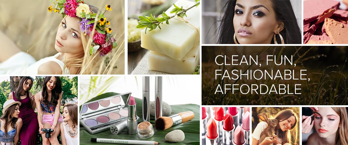 Clean, Fun, Fashionable, Affordable