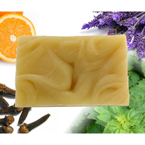 Orange Patchouli Lavender Clove Soap