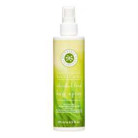 Alcohol Free Hair Spray - Herbal Mint