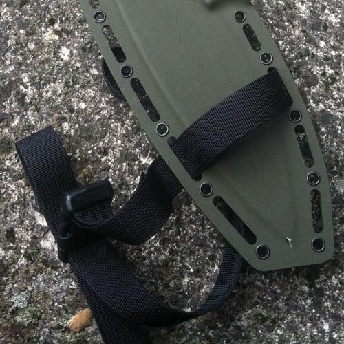 Leg Strap for custom KYDEX sheath.