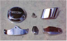 Decorative Chrome Plating Kit
