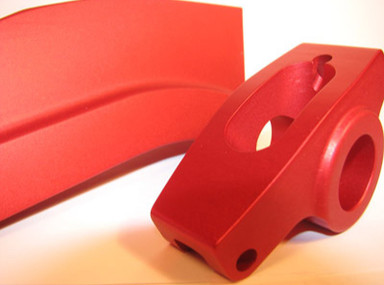 Deep Red Anodizing Dye