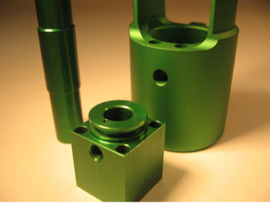 Green AEN Anodizing Dye