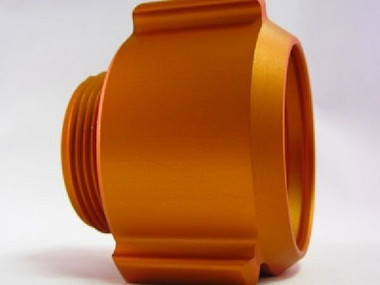 Orange 2B Anodizing Dye