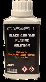 Plug N Plate Black Chrome Solution (250ml)