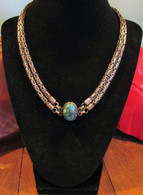 Tibetab Turquoise - Silver (old) -SOLD