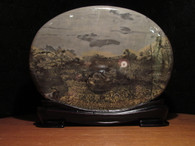 Chinese Picture Jasper 5.5 inch by 4.0 inch # 4-SOLD
