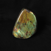 Polished Labradorite Crystal, Madagascar # 2(sold)