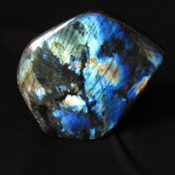 Polished Labradorite Crystal, Madagascar # 3 -SOLD