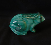 Frog Malachite -SOLD