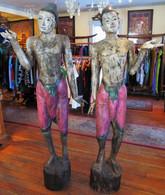 Burmese Statues,