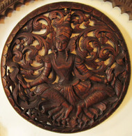 Wood Carving (Angle)