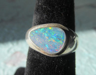 Lightning Ridge Opal Doublet #11 (Size 91/2)