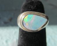 Lightning Ridge Opal Doublet #12 (Size 7)