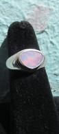 Lightning Ridge Opal Doublet #13 (Size 9)