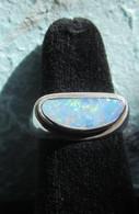 Lightning Ridge Opal Doublet #15 (Size 9 1/2) (sold)