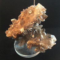 SOLD-Smoky Quartz 414 grams
