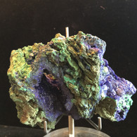 Azurite with Malchite 290 grams