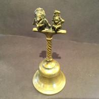 Bell Hindu Bronze Nepal #3