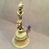 Bell Hindu Bronze Nepal #4