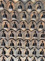 108 Buddha Panel